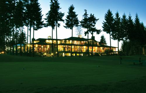 Courtenay (British Columbia) Canada Hotel