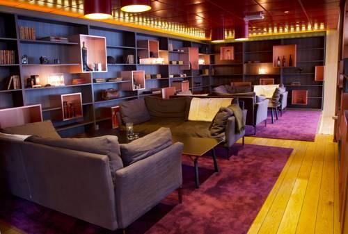 Sweden Hotel Room