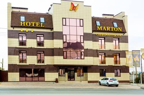 Volgograd Russia Hotel