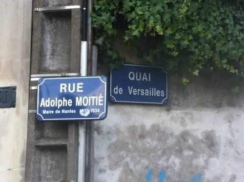 Nantes France Holiday