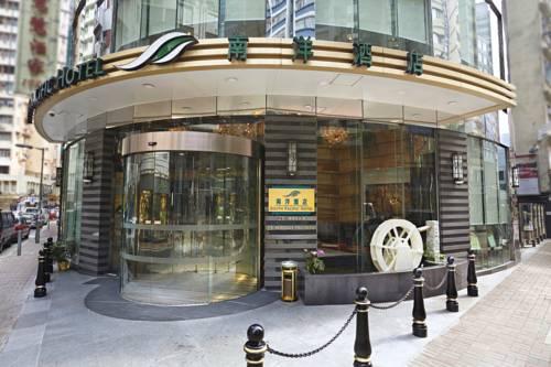 Hong Kong booking.com