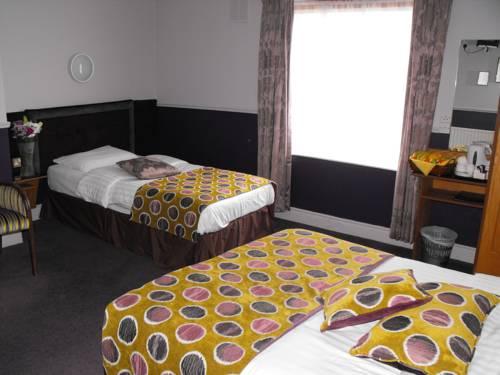Ireland Hotel Room