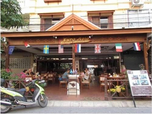 Jomtien Beach Thailand Hotel
