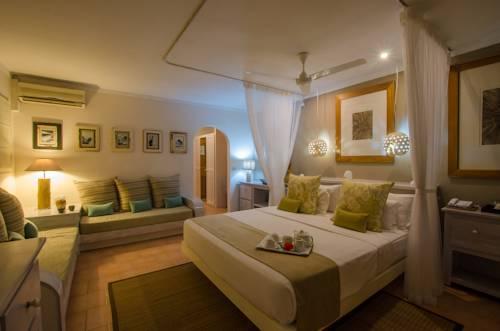 Seychelles Hotel Room