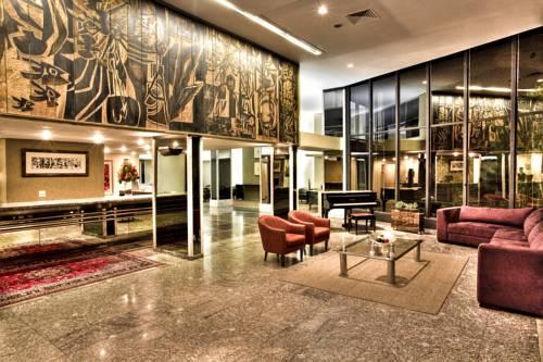 Curitiba (Parana) Brazil Hotel Voucher