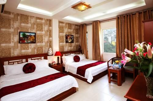 Vietnam Hotel Room