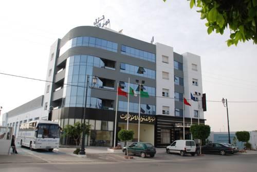 Sfax Tunisia Hotel Voucher