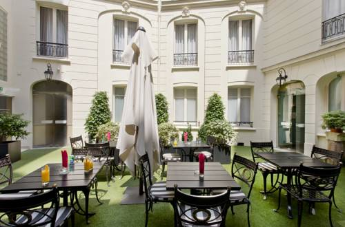 Paris France Hotel Voucher