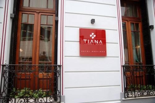 Buenos Aires Argentina Hotel Voucher