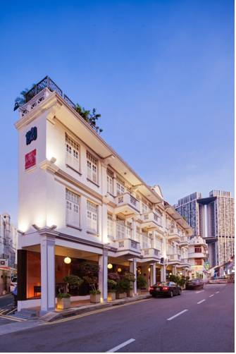 Singapore booking.com