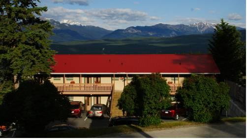 Radium Hot Springs (British Columbia) Canada Hotel