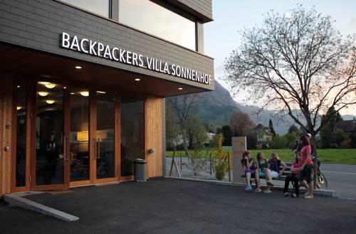 Interlaken Switzerland Hotel Voucher