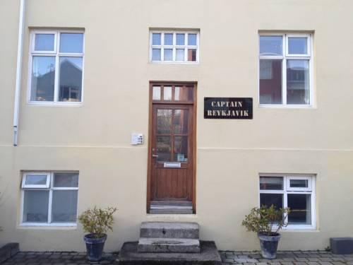 Iceland Hotel Room
