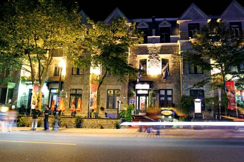 Québec City (Québec) Canada Hotel Voucher