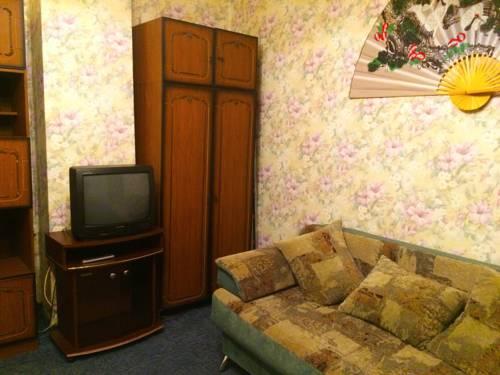 Russia Hotel Room