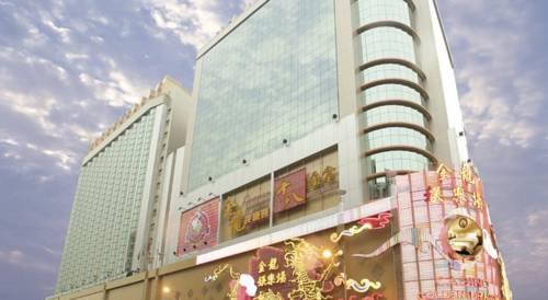 Macao booking.com