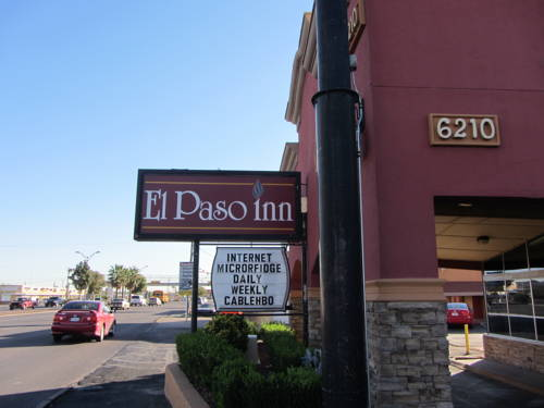 El Paso (Texas) United States Booking