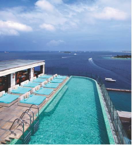 Maldives booking.com