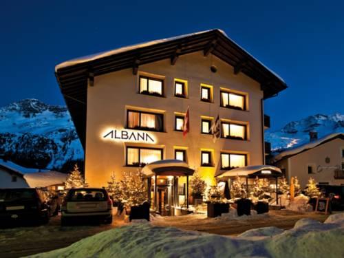 Silvaplana Switzerland Reservation