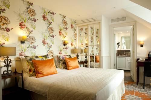 Belgium Hotel Room