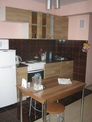 Irkutsk Russia Hotel