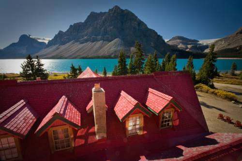 Lake Louise (Alberta) Canada Hotel
