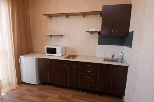 Krasnoyarsk Russia Hotel