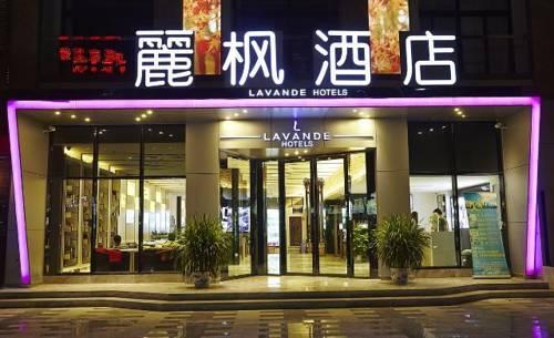 Nanjing China Reservation