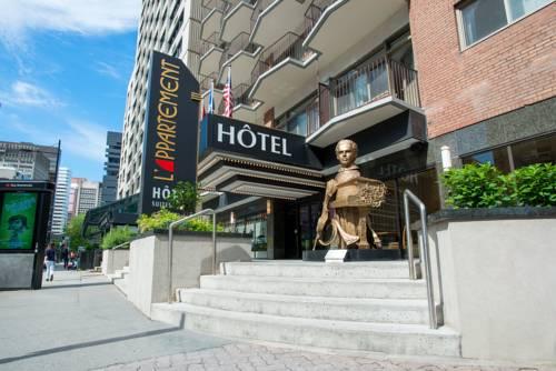 Montréal (Québec) Canada Hotel Premium Promo Code