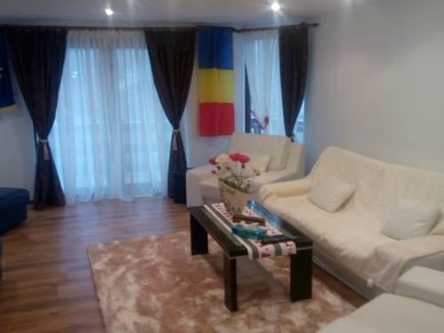 Romania Hotel Room